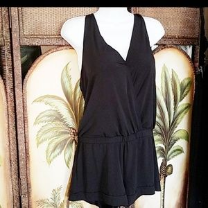 6 degrees Romper with Spandex